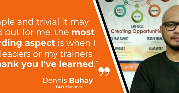 Dennis Buhay Training and Development