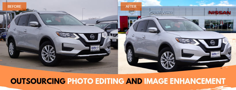 OUTSOURCING PHOTO EDITING AND IMAGE ENHANCEMENT